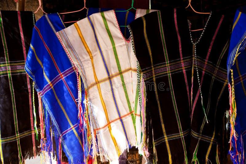 Camisas do tribo do monte. imagem de stock