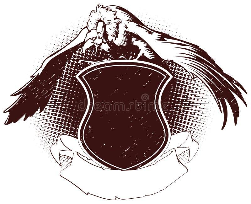 Camisetas del modelo ilustración del vector