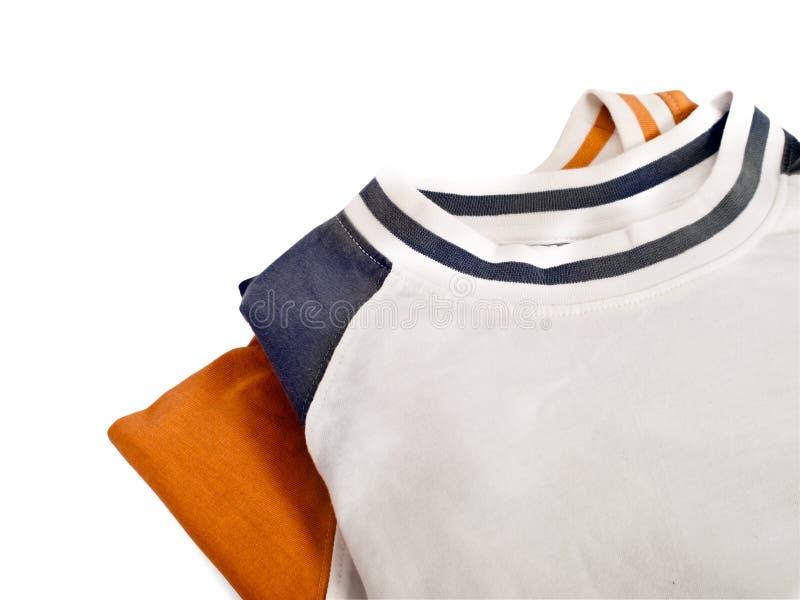 Camisetas modernas fotos de archivo libres de regalías