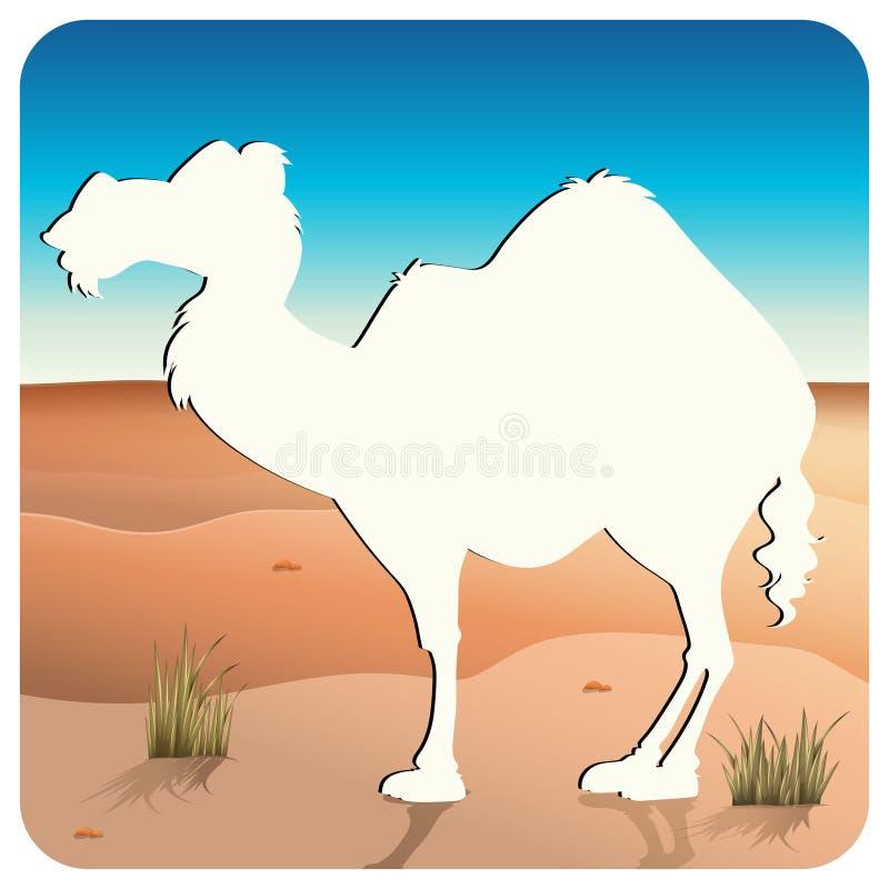 Download Cammello illustrazione di stock. Illustrazione di fumetto - 55365790
