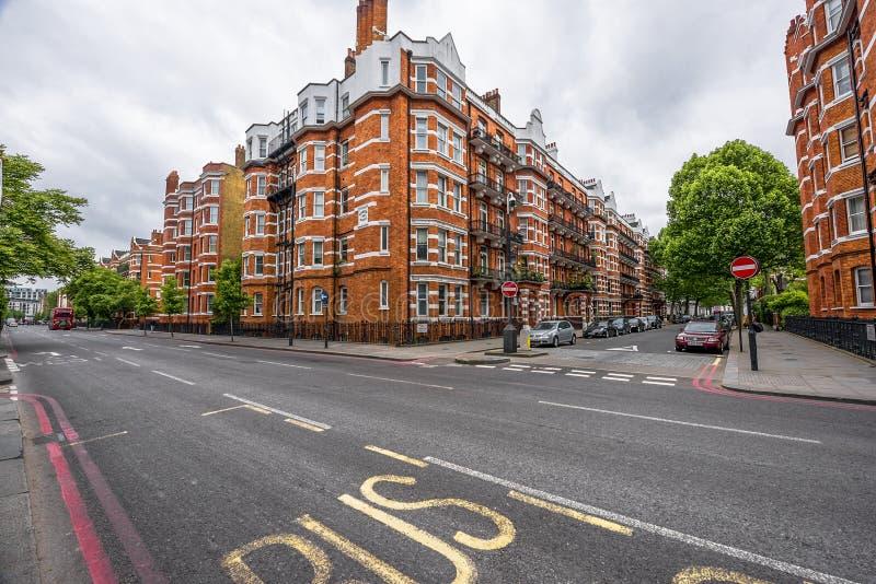 Camminando intorno a Londra fotografia stock libera da diritti