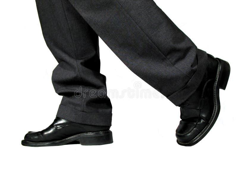 Download Camminare di I´m fotografia stock. Immagine di lavoro, corporativo - 146118