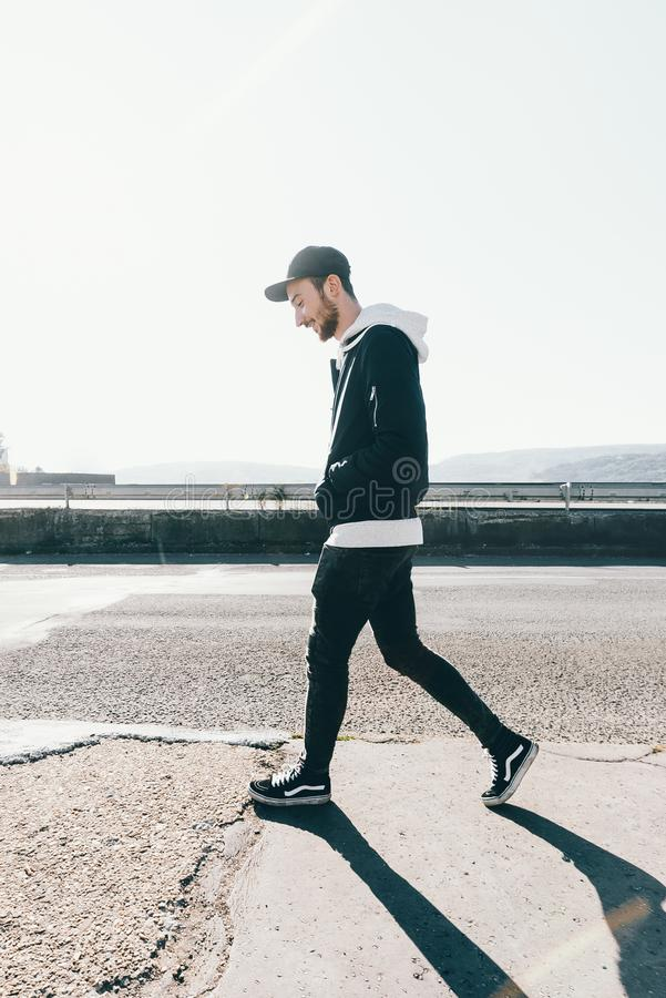 Camminata felice
