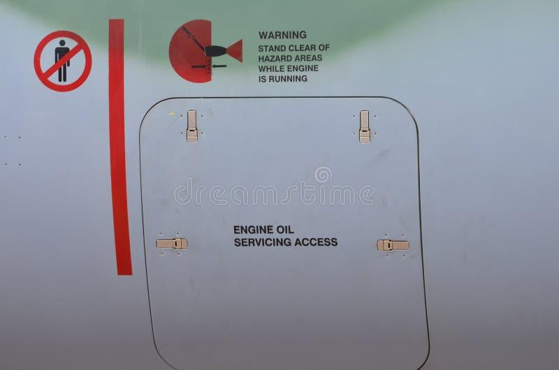Cammuffamento militare dell'elicottero Cammuffamento del dettaglio degli ærei militari Vista circa la fusoliera con i colori dell immagini stock