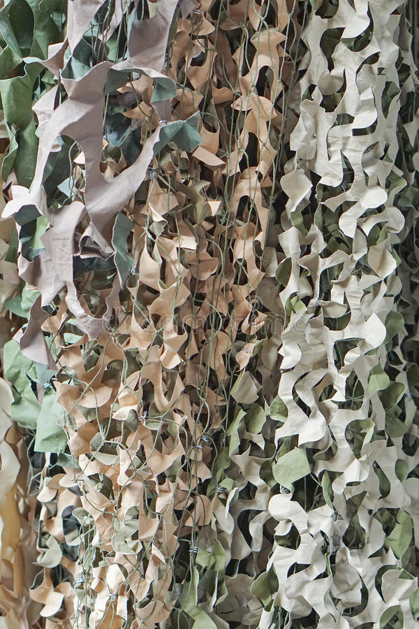 Camo net royalty free stock images