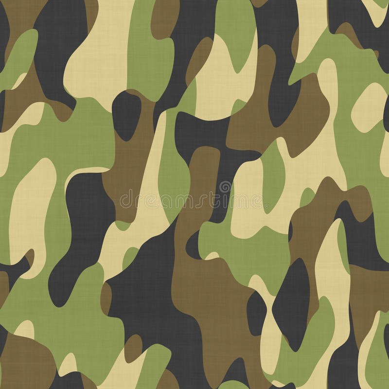 Download Camoflage Paintball Background Seamless Stock Illustration - Illustration of forces, fabric: 12765280