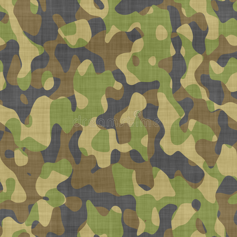 camoflage texture background royalty free illustration