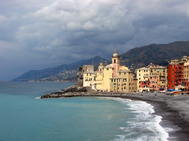 Camogli, Italy royalty free stock images