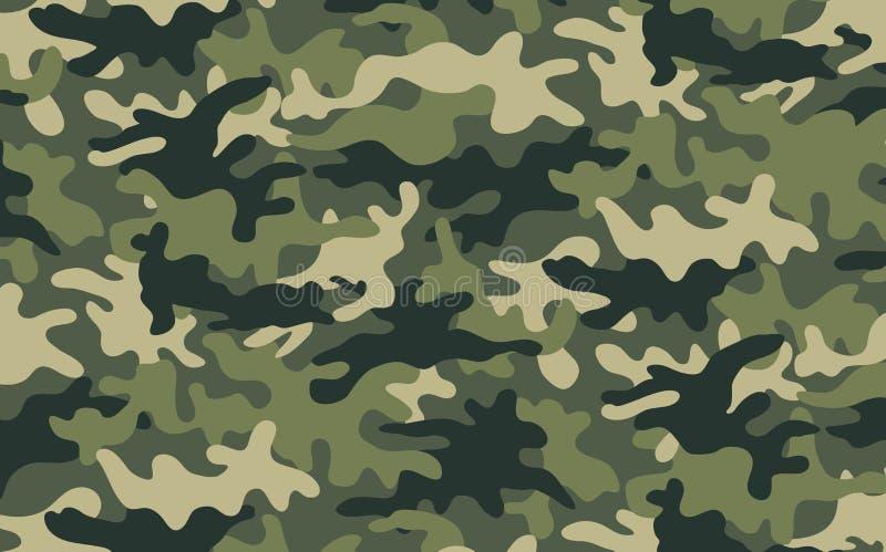 Camouflage illustration libre de droits