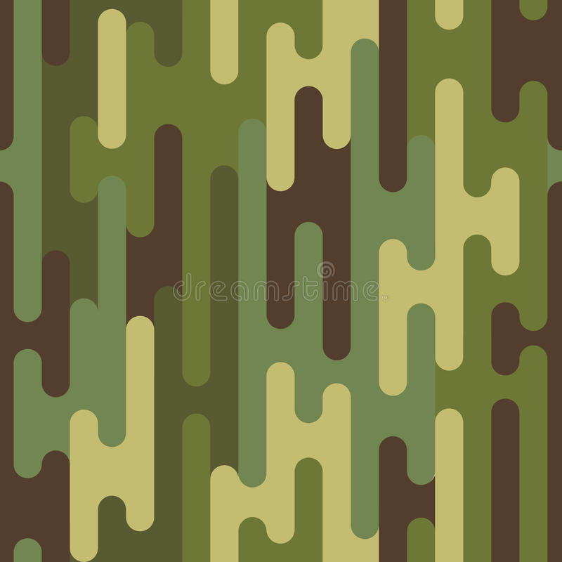 camouflage vector illustratie