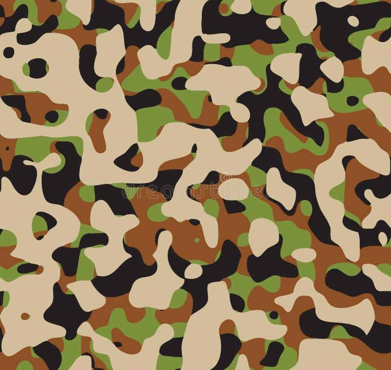 Camouflage. royalty free illustration