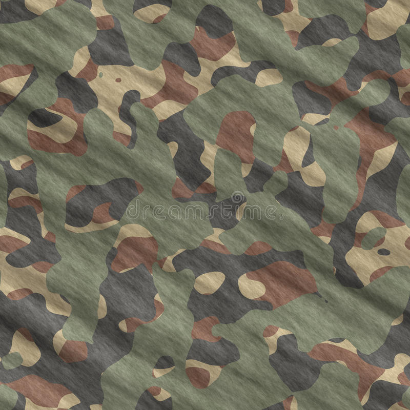 Free Camouflage Royalty Free Stock Photography - 9394037
