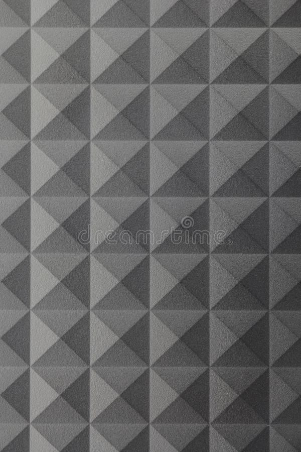 Camouflage background could be seen as a triangle or rectangle. stock image
