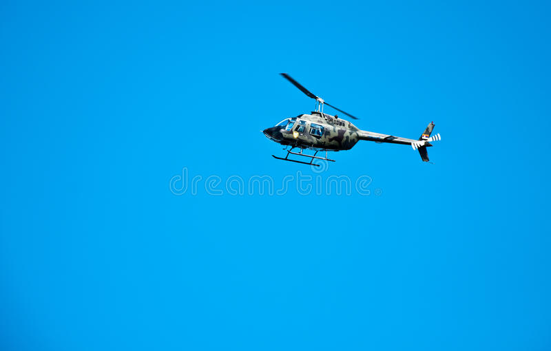Download Camouflage Bell 206 Helicopter Stock Photo - Image: 27265720