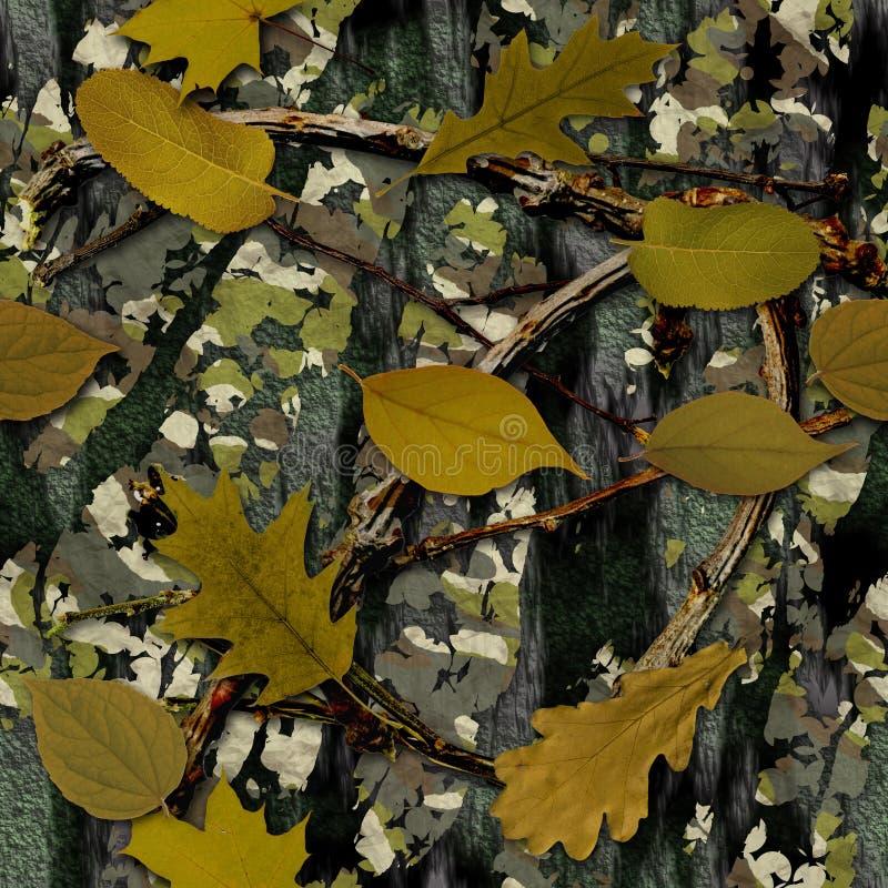 Camouflage normal images libres de droits
