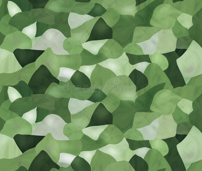 Download Camouflage Seamless Pattern Stock Photos - Image: 18010193