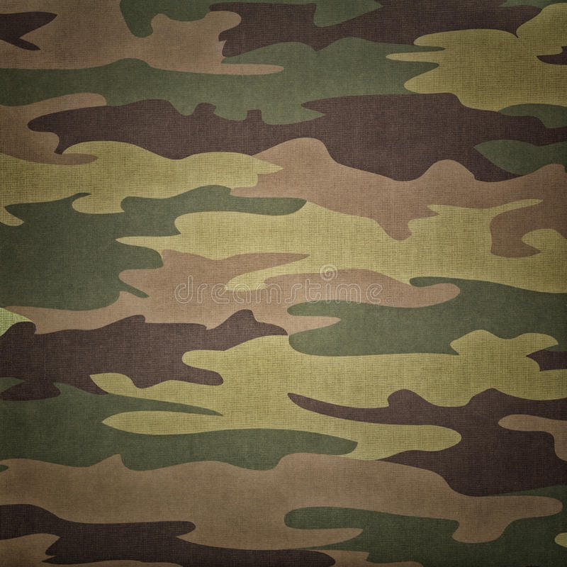 Free Camouflage Pattern Royalty Free Stock Images - 36473439