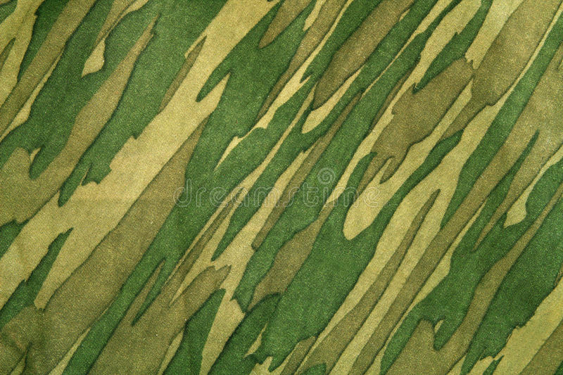 Camouflage pattern. Closeup of camouflage pattern. Background or texture royalty free stock photos