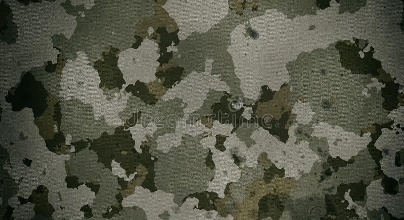Camouflage pattern cloth texture. Background and texture for design. stock image