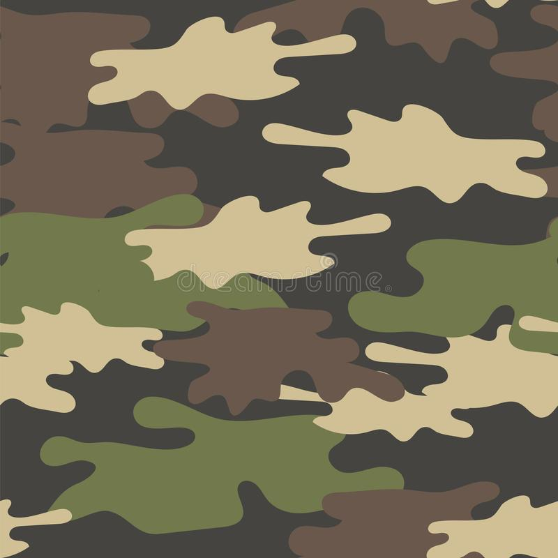Camouflage seamless pattern military repeat army texture green download camouflage seamless pattern military repeat army texture green brown olive colors forest background toneelgroepblik Images