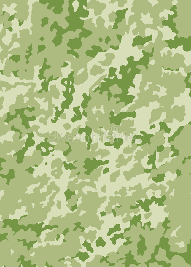Download Camouflage Vector Pattern stock vector. Image of uniform - 1208482