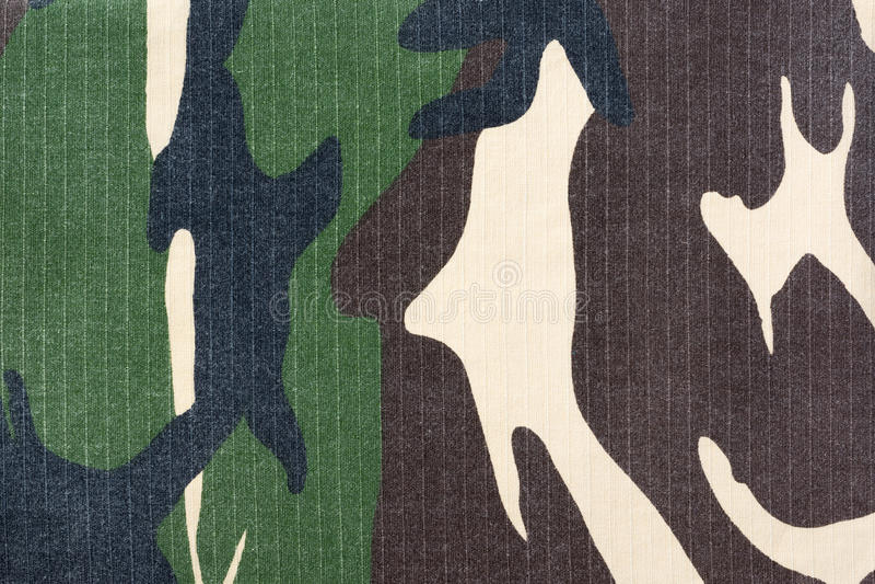 Camouflagestof royalty-vrije stock fotografie