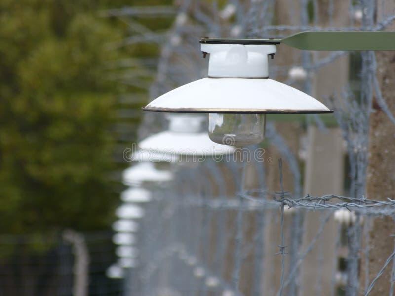 Camp de concentration de Buchenwald d'Allemand images stock