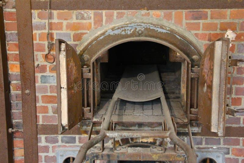 Camp de concentration de Dachau, près de Munich, l'Allemagne image stock