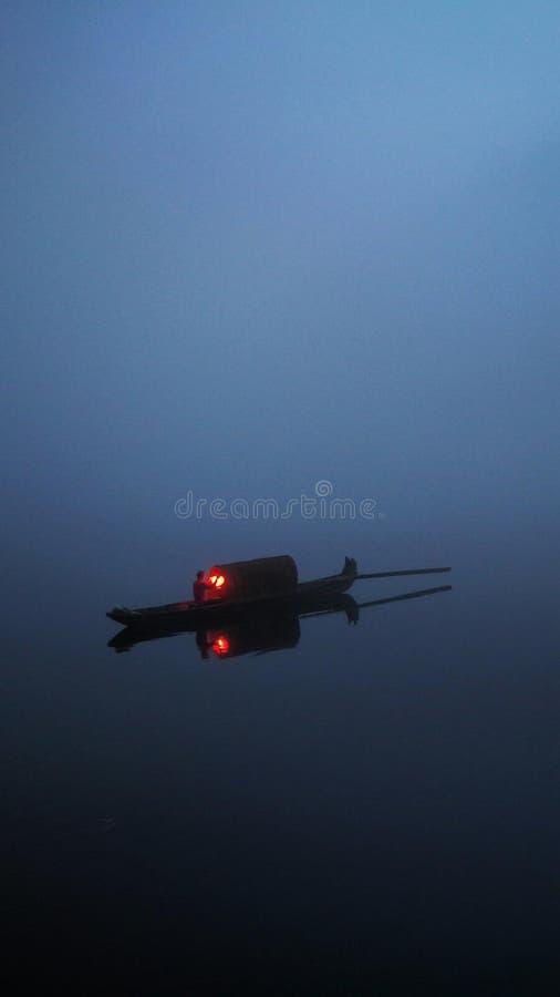 Camp de mer image stock