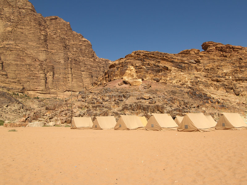 Download Camp at Desert stock image. Image of hike, bedouin, egyptian - 3571411