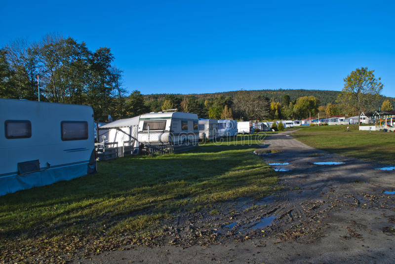 Download Camp Site October 2012 Stock Photos - Image: 27516513