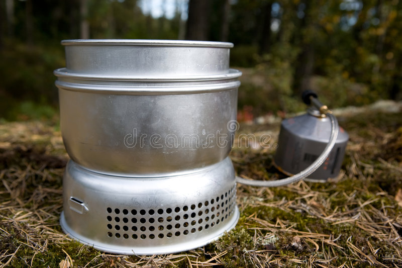 Download Camp Stove stock image. Image of food, pressure, cook - 3703753