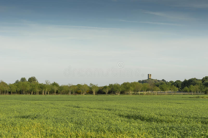 Campagne image stock