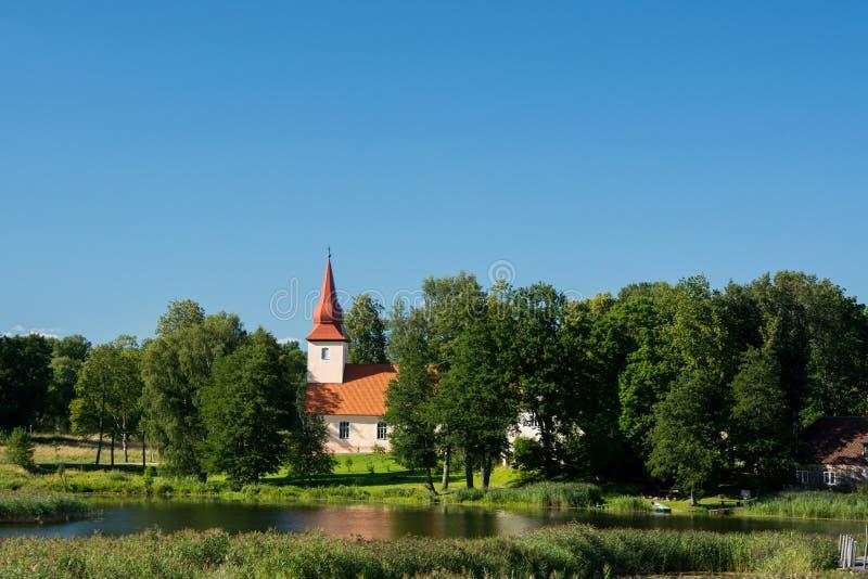 Campagne letton photos stock