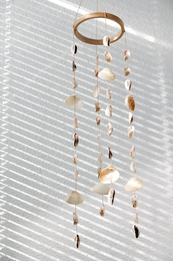 Campana de viento fotos de archivo libres de regalías