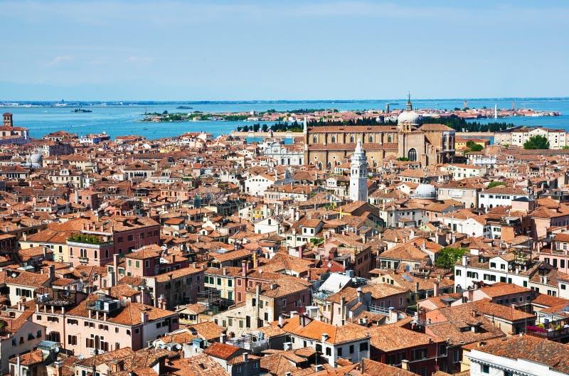 campanile cityscape Di marco SAN Βενετία στοκ φωτογραφία με δικαίωμα ελεύθερης χρήσης