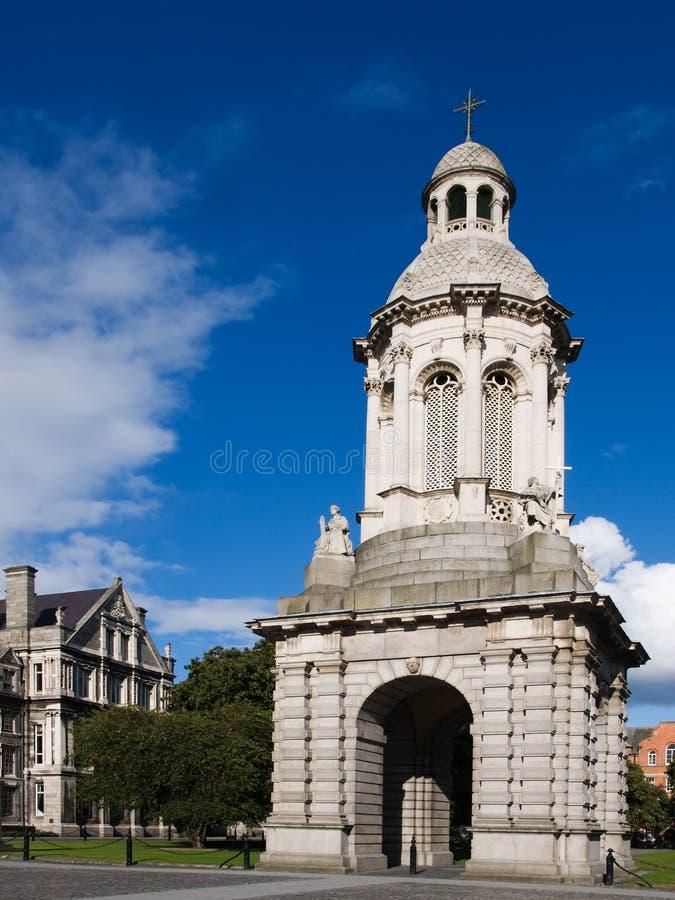 Campanile d'université de Trnity photos libres de droits