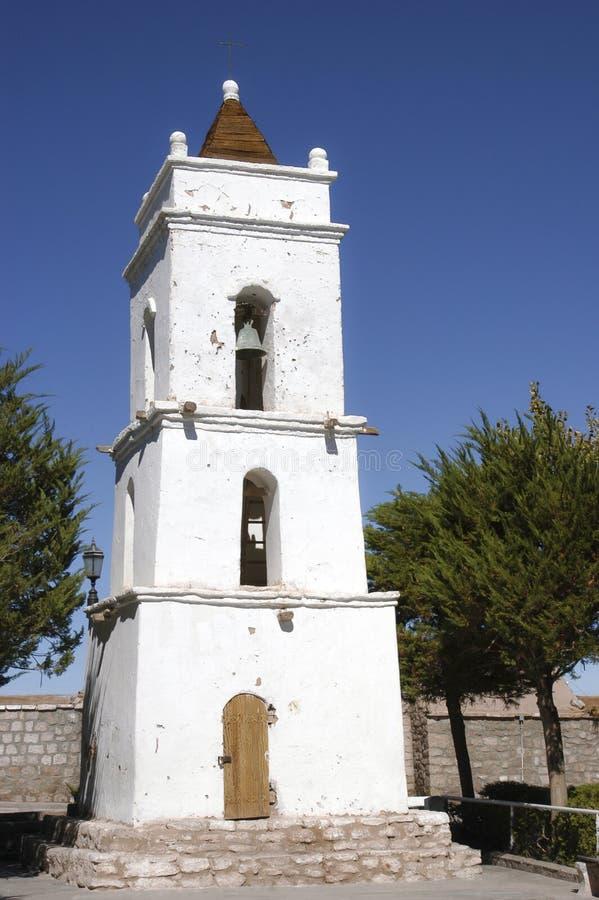 Chiesa del Cile immagini stock