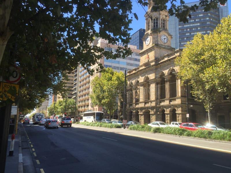 Campanile di governo a Adelaide immagine stock