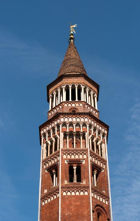 Campanile Di San Gottardo A Milano, Italia Architetto ...