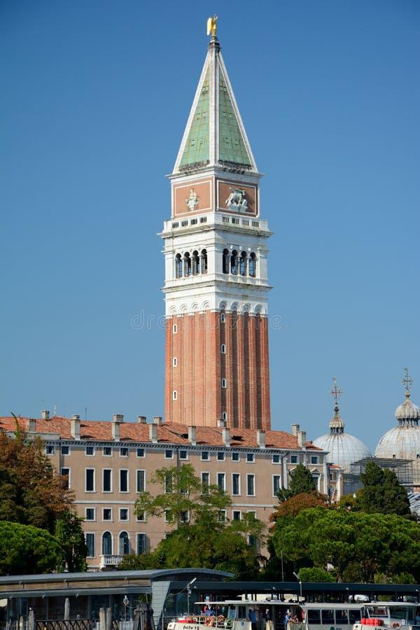 Download Campanile Di San Marco Tower In Venice, Italy Editorial Stock Photo - Image: 83705668