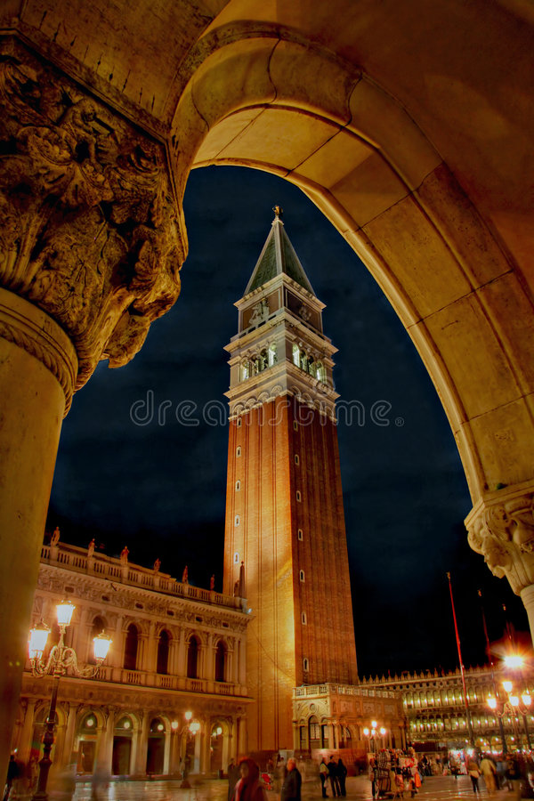 Free Campanile,San Marco Square,venice Stock Photos - 6843173