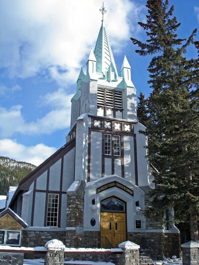 Download Campanile Tessuto Della Chiesa Fotografia Stock - Immagine di nubi, entrata: 55352322