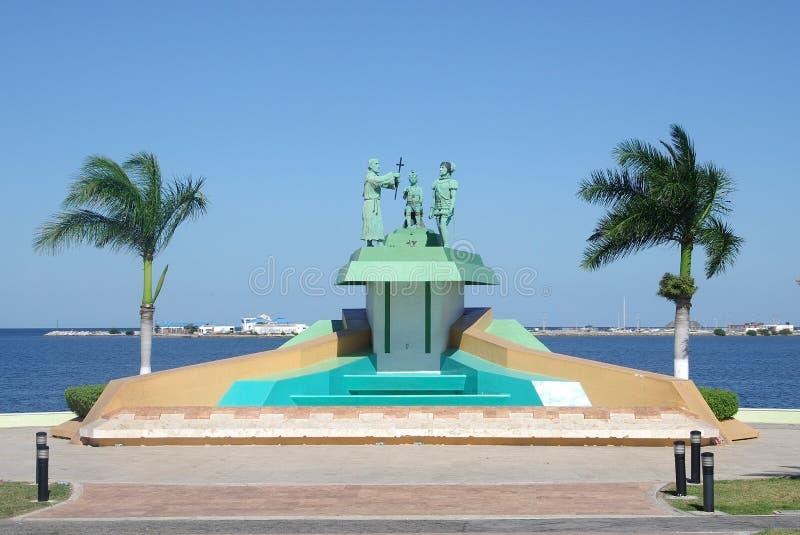 Campeche stock fotografie