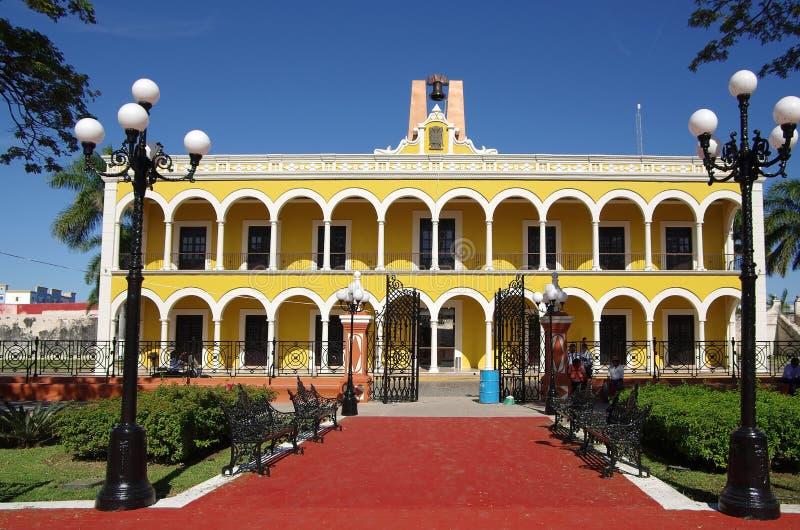 Campeche fotografia stock libera da diritti