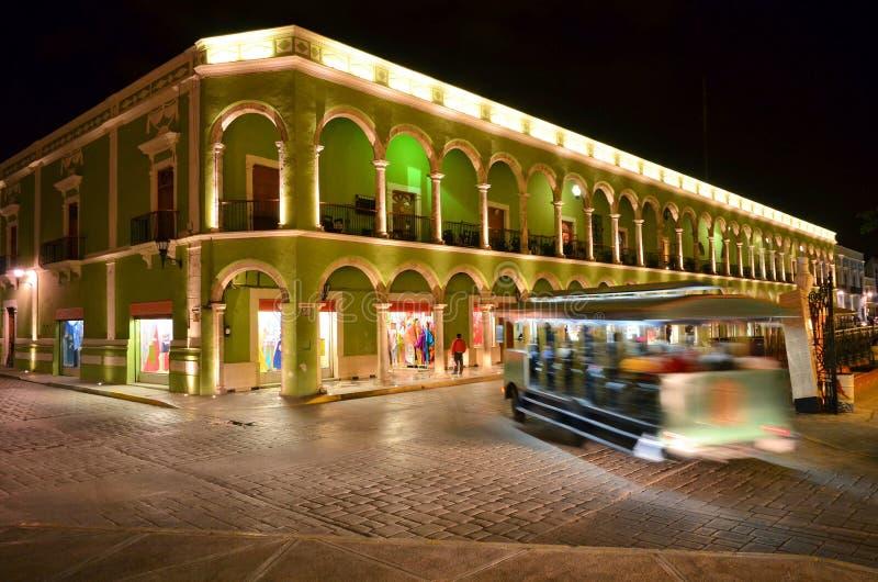 campeche Mexico fotografia stock