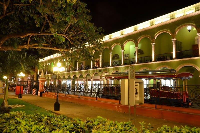 campeche Mexico zdjęcie royalty free