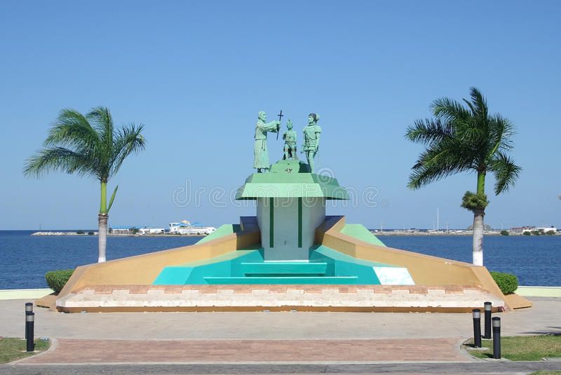 Campeche stock photography