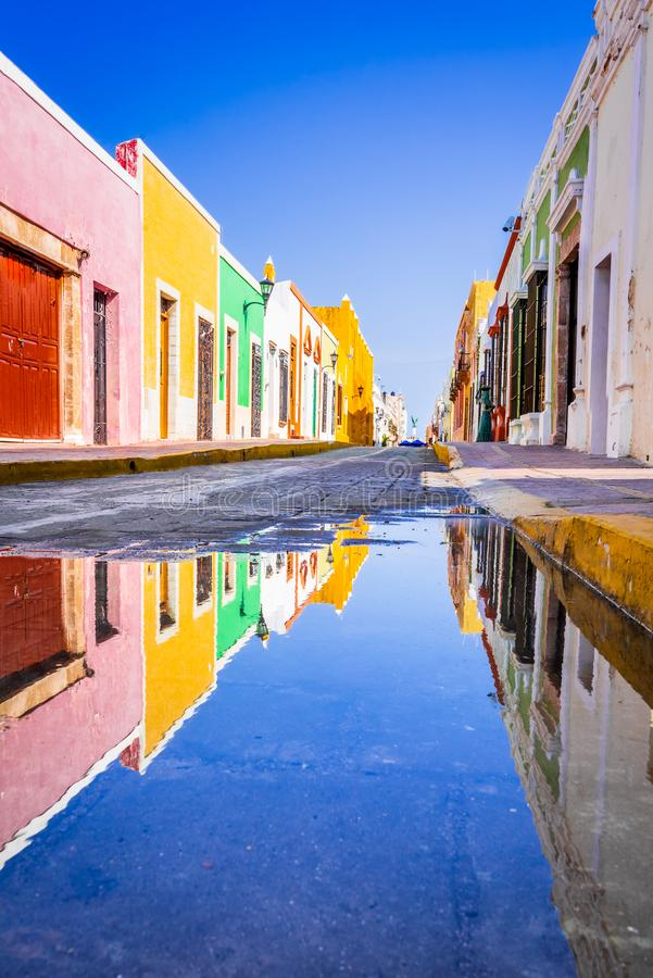 Free Campeche, Yucatan - Mexico Stock Photography - 155197992