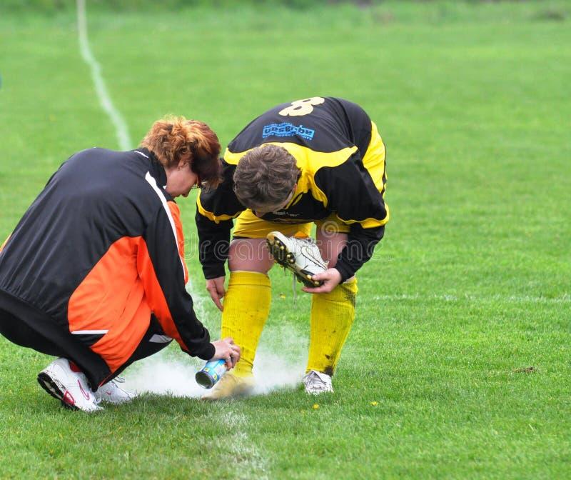 Campeonato de futebol Moravian-Silesian das mulheres, ferimento